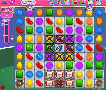 Candy Crush Saga 399