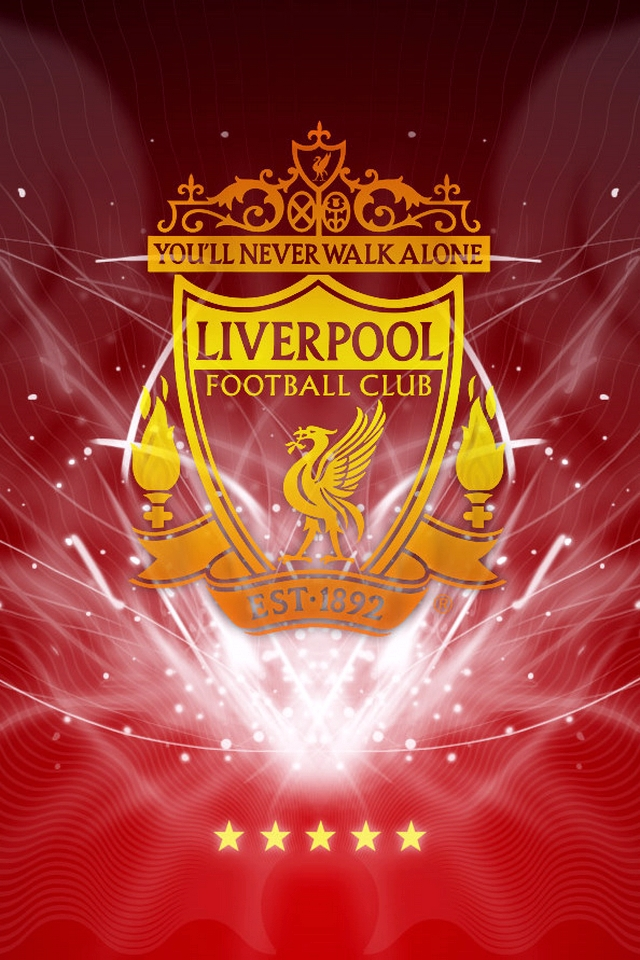 Liverpool logo download iphone ipod touch android wallpapers backgrounds themes - Lfc pictures free ...