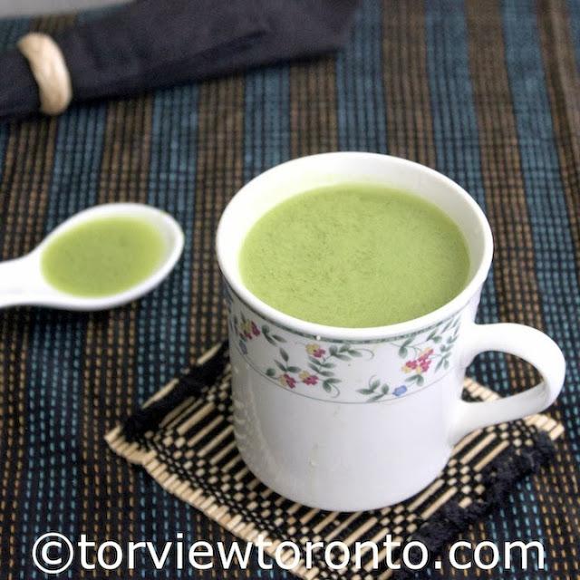 curry leaves herbal porridge