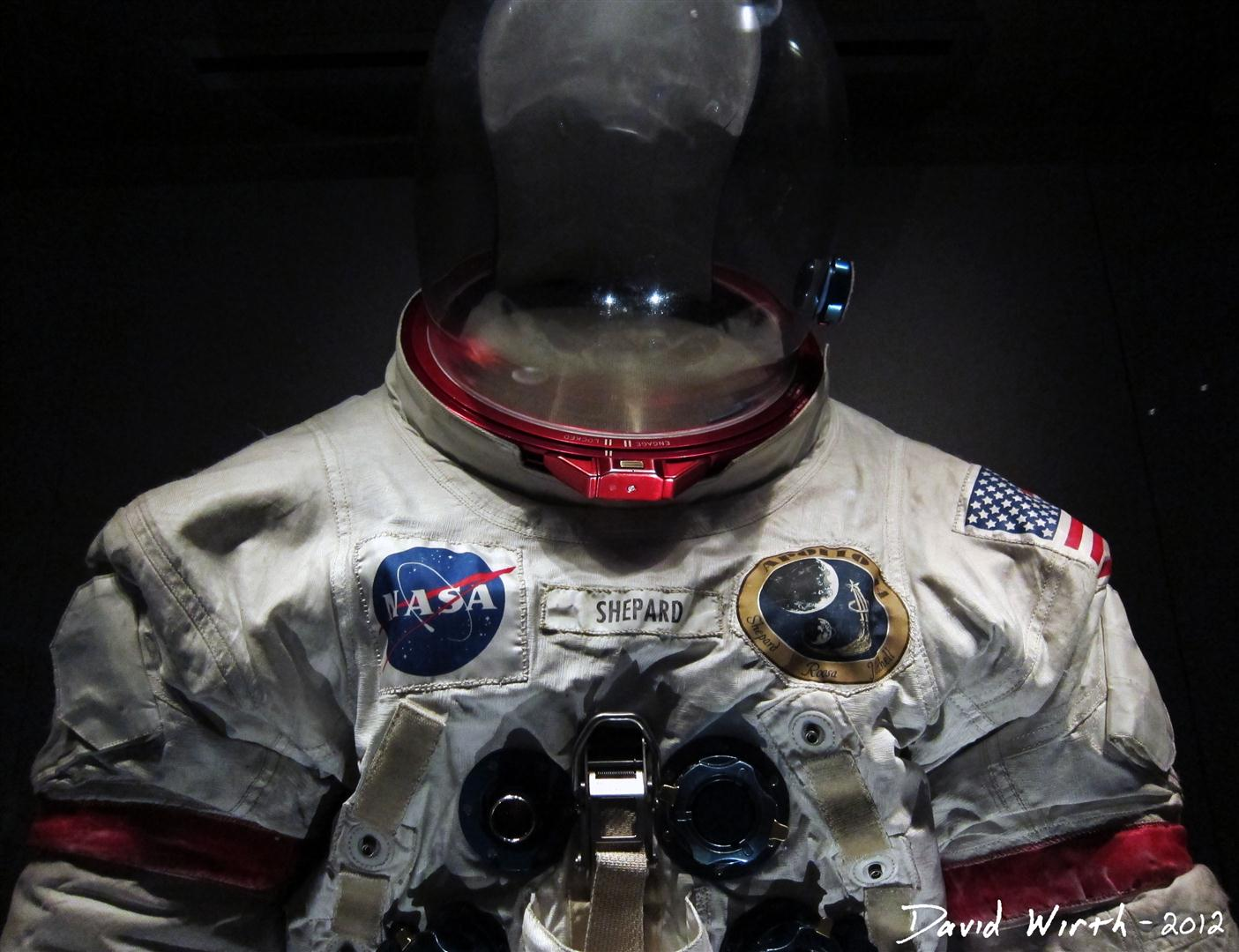 The spacesuit we could wear on MARS Design can be patched