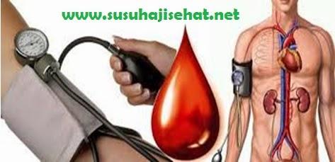 Minum Susu Haji Sehat Menurunkan Hipertensi