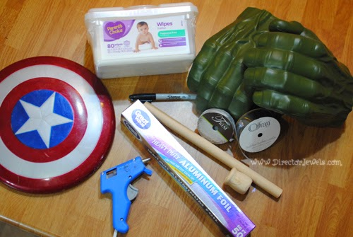 Director jewels april 2015 easy cheap diy thor hammer from a baby wipes box tutorial at directorjewels solutioingenieria Image collections