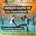 Fátima-BA: Vem ai o 2° Campeonato de Futsal feminino no Espaço Santa Fé no Pov. Jurema