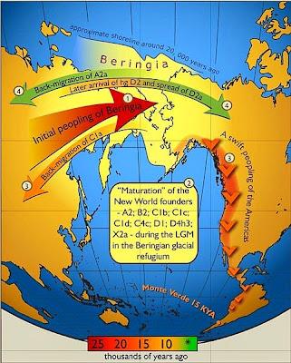 Beringia Standstill
