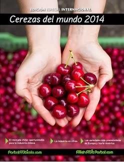 cerezas del mundo 2014