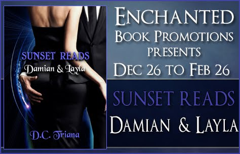Sunset Reads: Damian & Layla by D.C. Triana