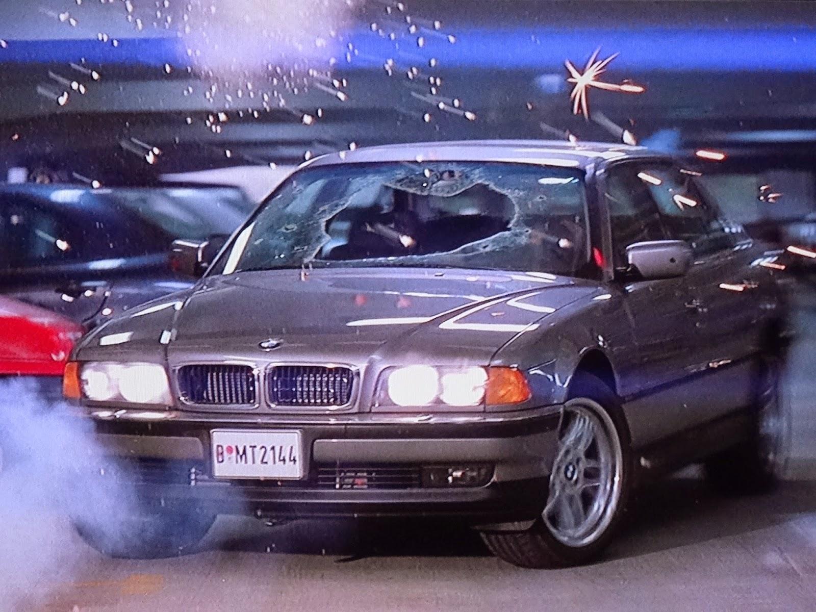 007 Travelers 007 Vehicle Bmw 750il Tomorrow Never Dies 1997