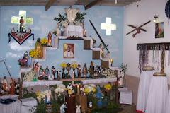 Endereço da Tenda de Umbanda Pai Joaquim D´Angola e Exú Tiriri