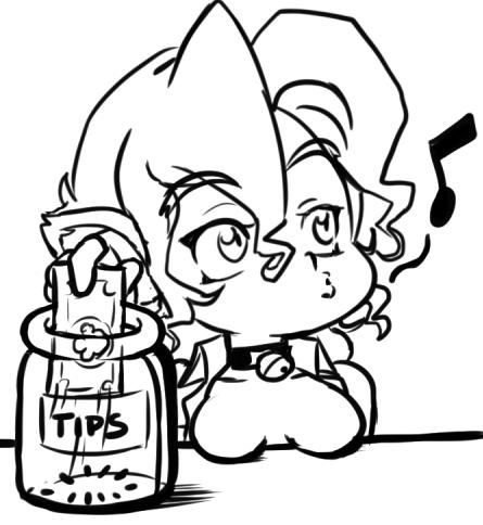 TIP JAR  (PAYPAL)