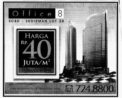 Jakarta office property