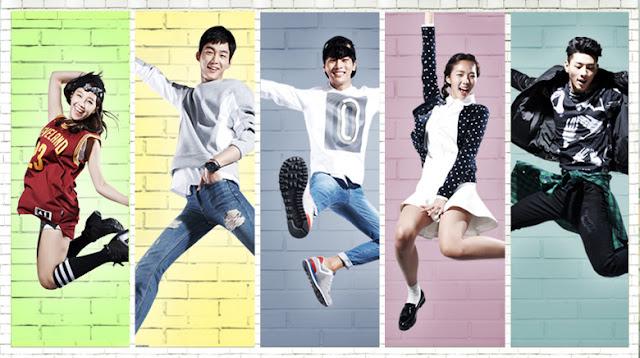 Download Drama Korea Sassy Go Go (Cheer Up!) Subtitle Indonesia