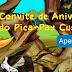 Convite de Aniversário do Pica-Pau - R$20,00