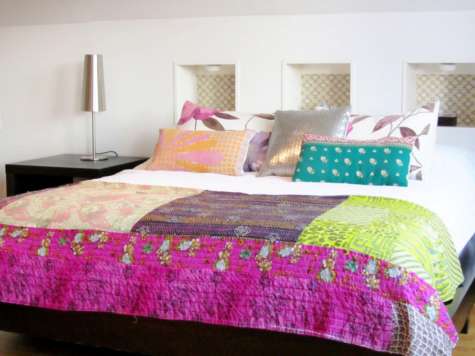 Fundas lindas para las almohadas penelope home - Almohadas para cama ...