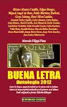 Buena Letra Poemas en italiano de Carlos Almonte y Juan Carlos Villavicencio