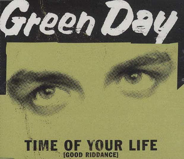Green Day Time Of Your Life Chord Guitar