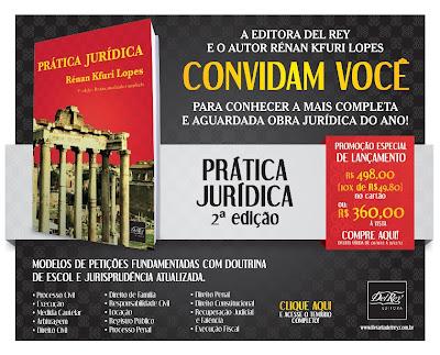 Livro de Direito | Prática Jurídica | Rénan Kfuri Lopes