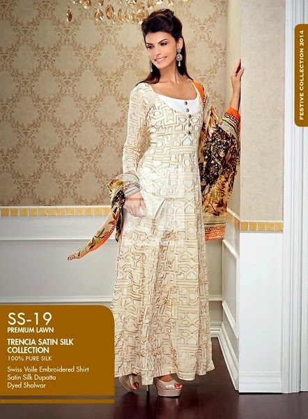 Eid UL FITR Dress Collection 2014