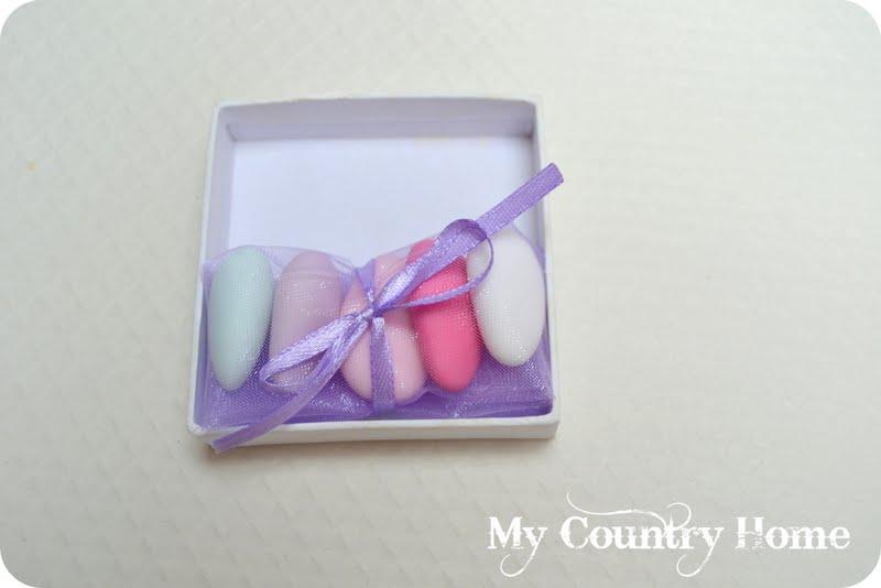 My Country Home Tutorial Come Ingabbiare I Confetti Colorati