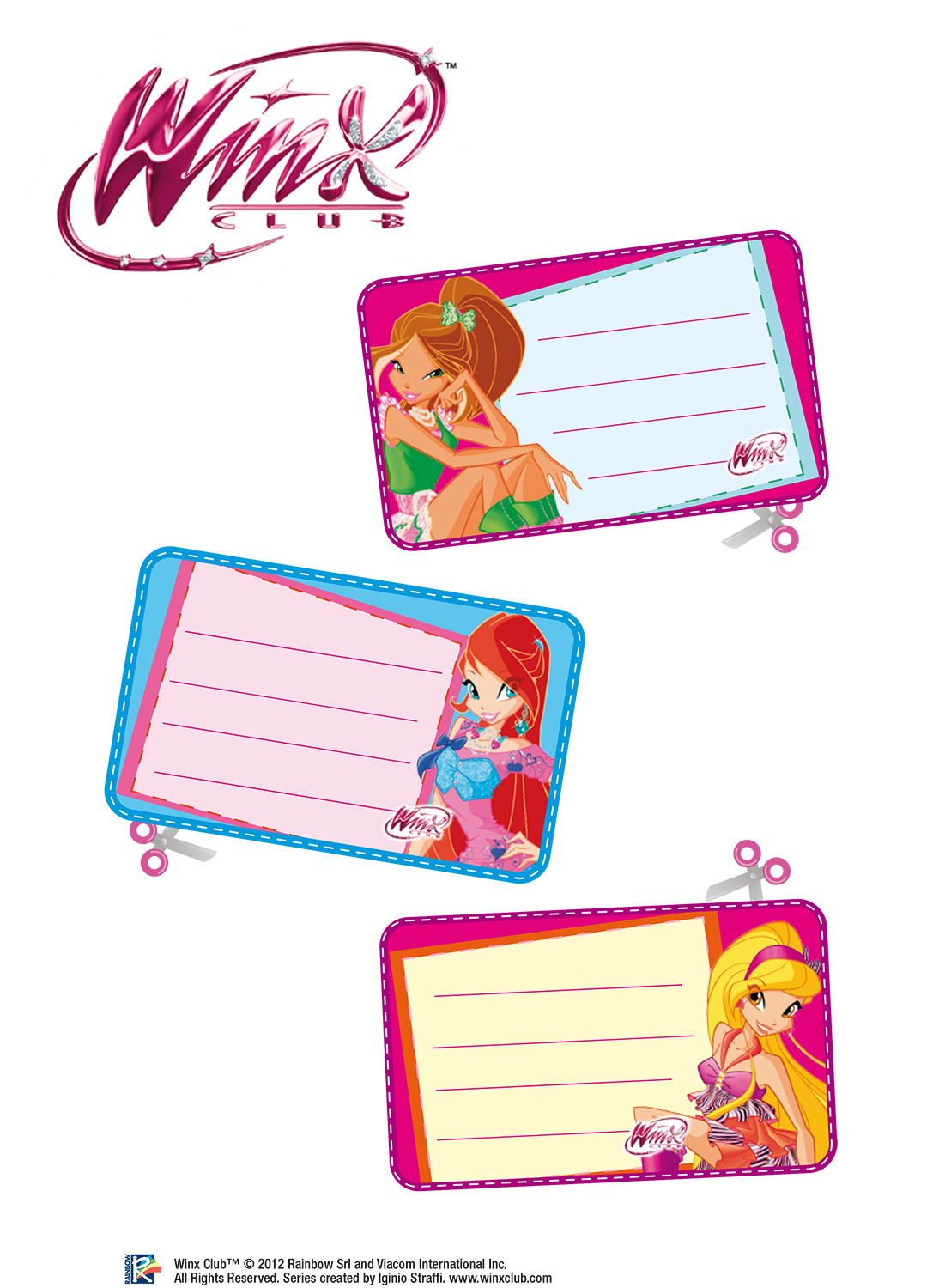 Winx Club All   Bloom