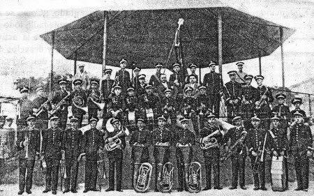 BANDA MUNICIPAL DE RUTE 1929