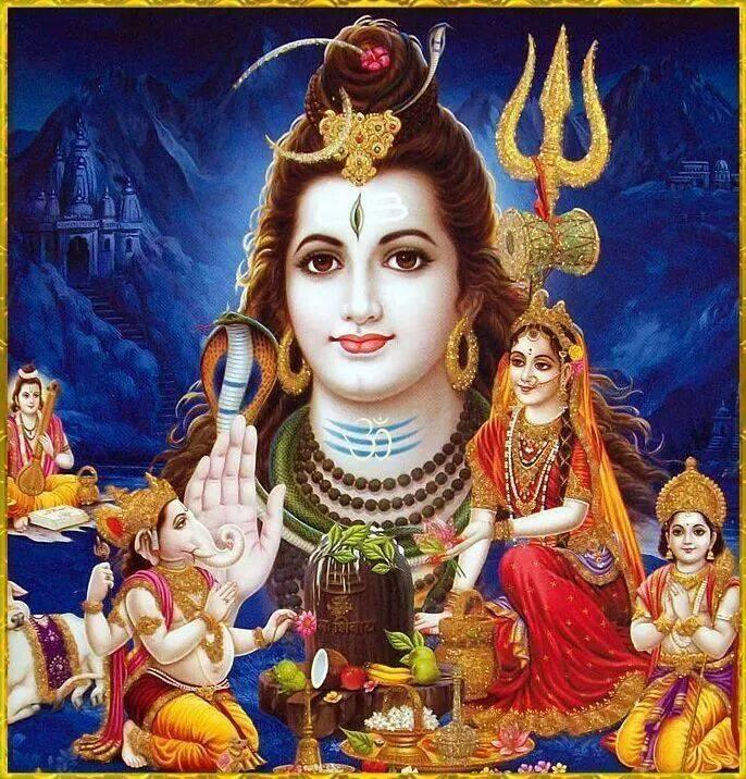 god siva and family wallpaper wwwpixsharkcom images