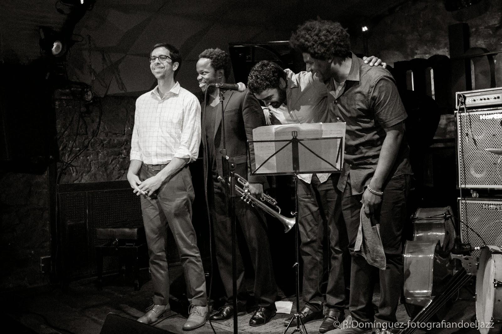 © R.Domínguez-Ambrose Akinmusire-Harish Raghavan-Sam Harris-Justin Brown