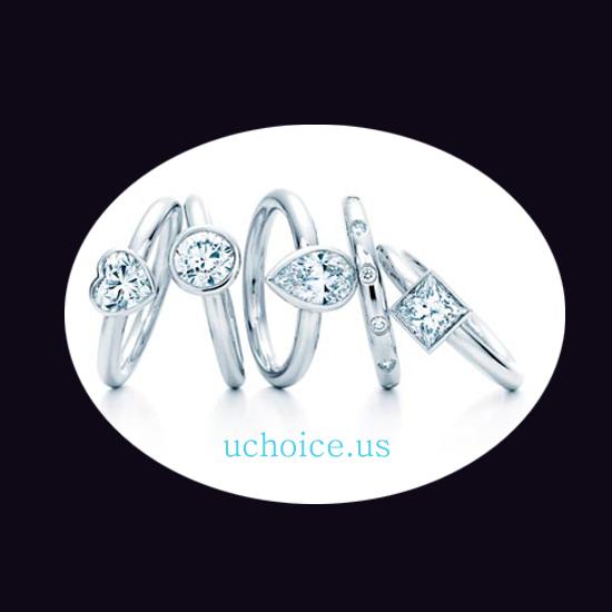Top Brand Jewelry Tiffany Engagement Amp Diamond Ring Love