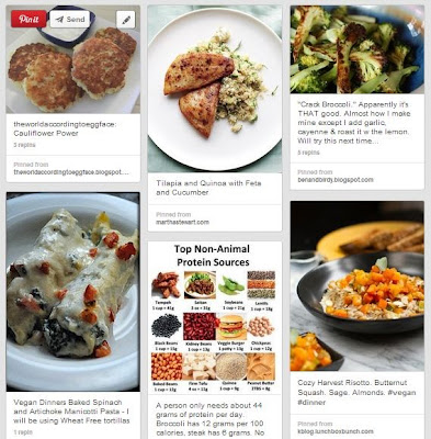 Healthy dinners pinterest board #clever_nest #meal_plan
