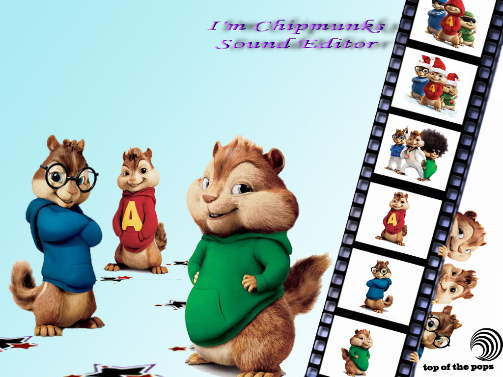 christine bailey: alvin and the chipmunks wallpaper