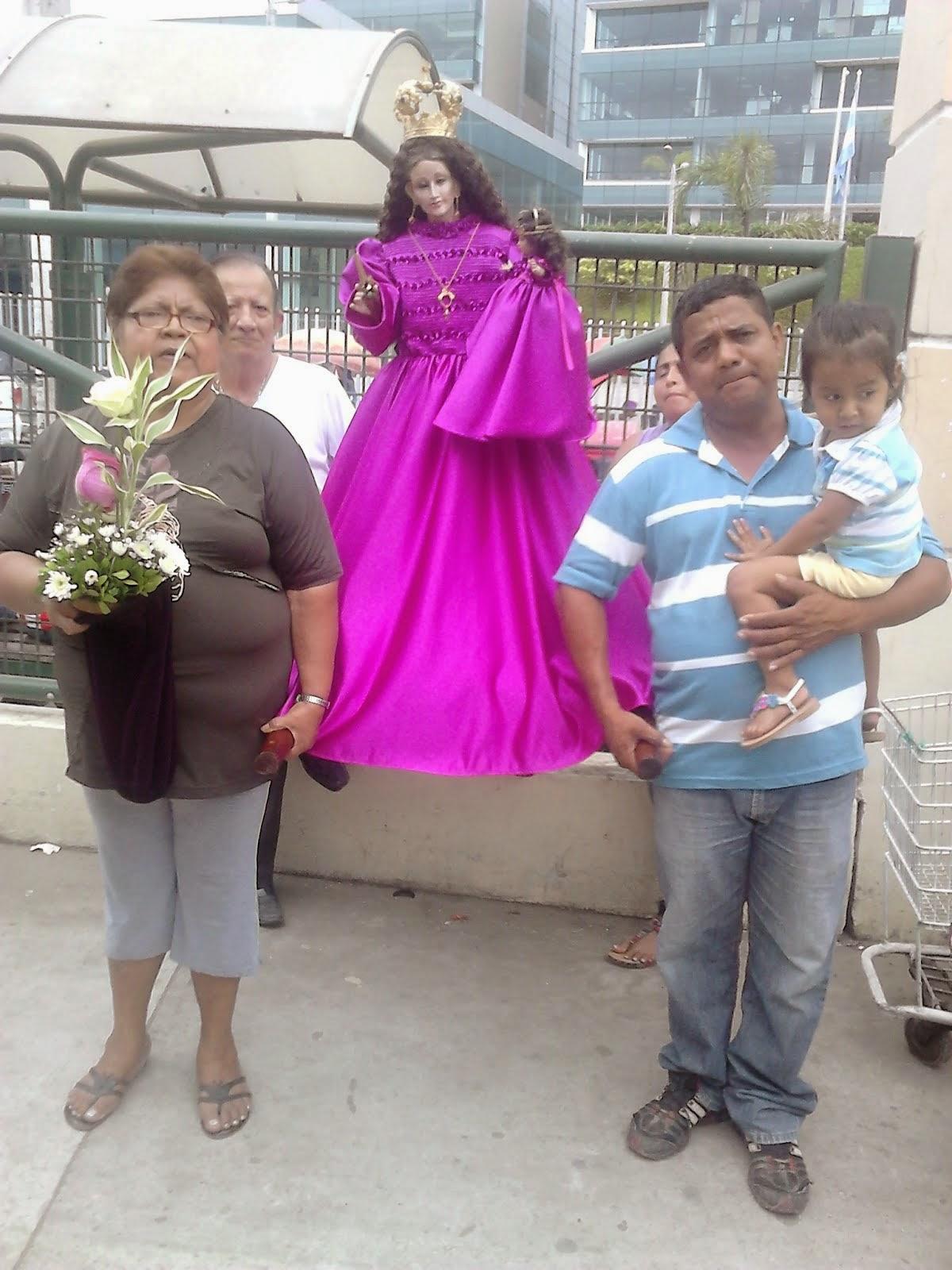 Novena  Virgen del Cisne