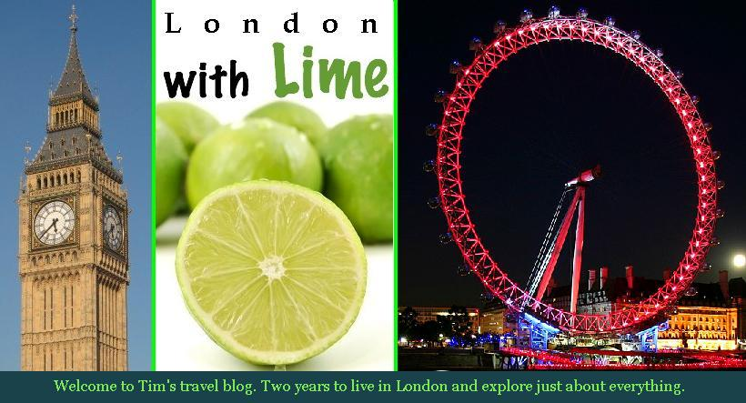 London with Lime