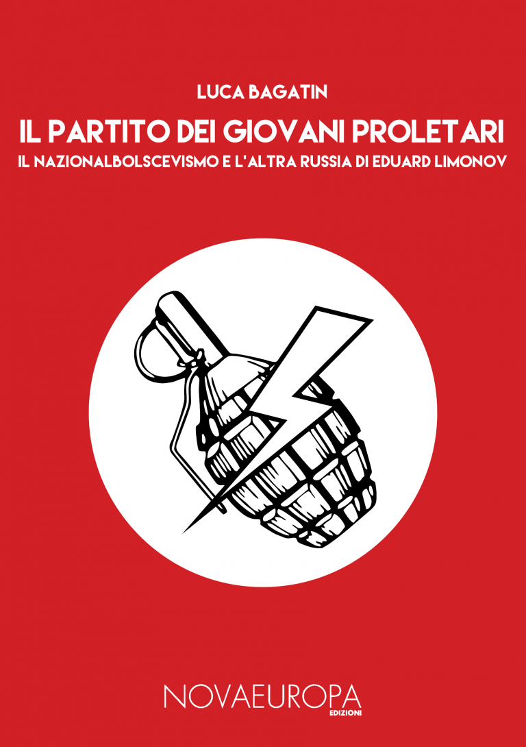 Il Partito dei Giovani Proletari by Luca Bagatin (2021)