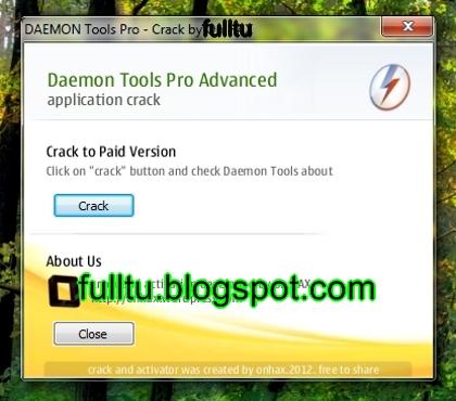 Software 1 Advanced DAEMON advance 1. DAEMON advanced v cd tools privacy.