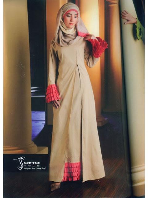 Designer Abaya Trends 2012