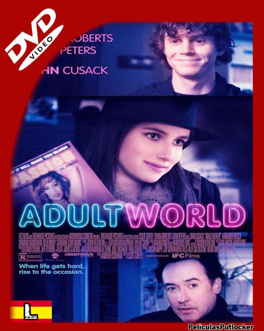 Mundo De Adultos (2013) DVDRip Latino
