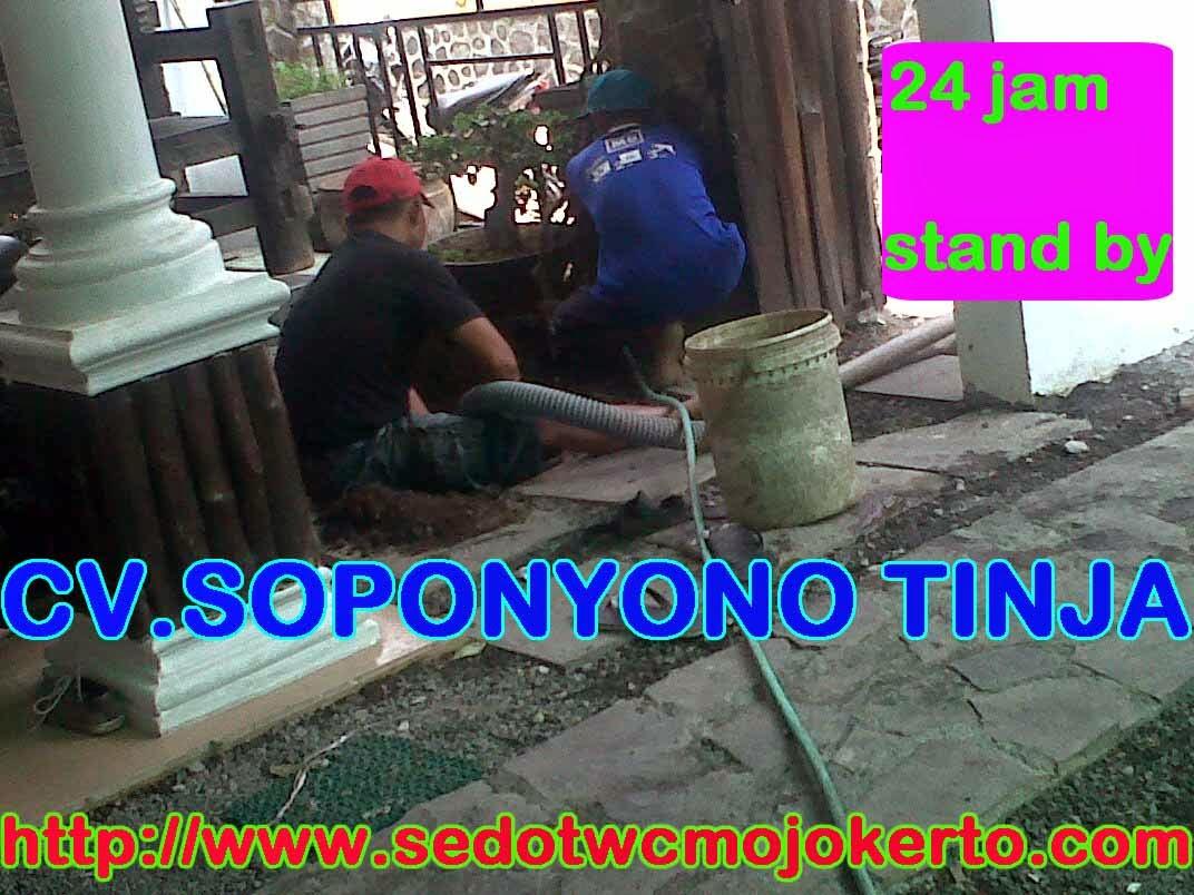 Jasa Sedot WC Mojosari - Pungging Mojokerto