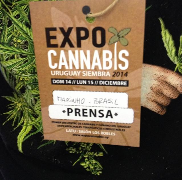 #ExpoCannabis #UruguaySiembra2014 por un mundo más verde