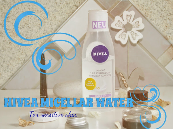 REVIEW | NIVEA Micellar water