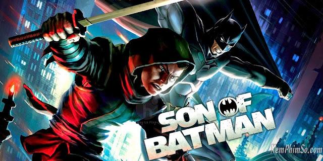 Con Trai Người Dơi heyphim son of batman 2014 24681397721174