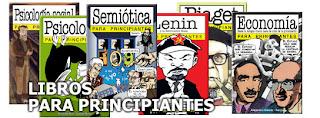 """""""Para Principiantes"""" - colección de casi 40 libros en formato comic editados por la Editorial Era Naciente - una única carpeta comprimida - en los mensajes hay links de descarga de más libros  Para-principiantes"""