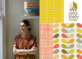 Hugely successful Irish designer Orla Kiely
