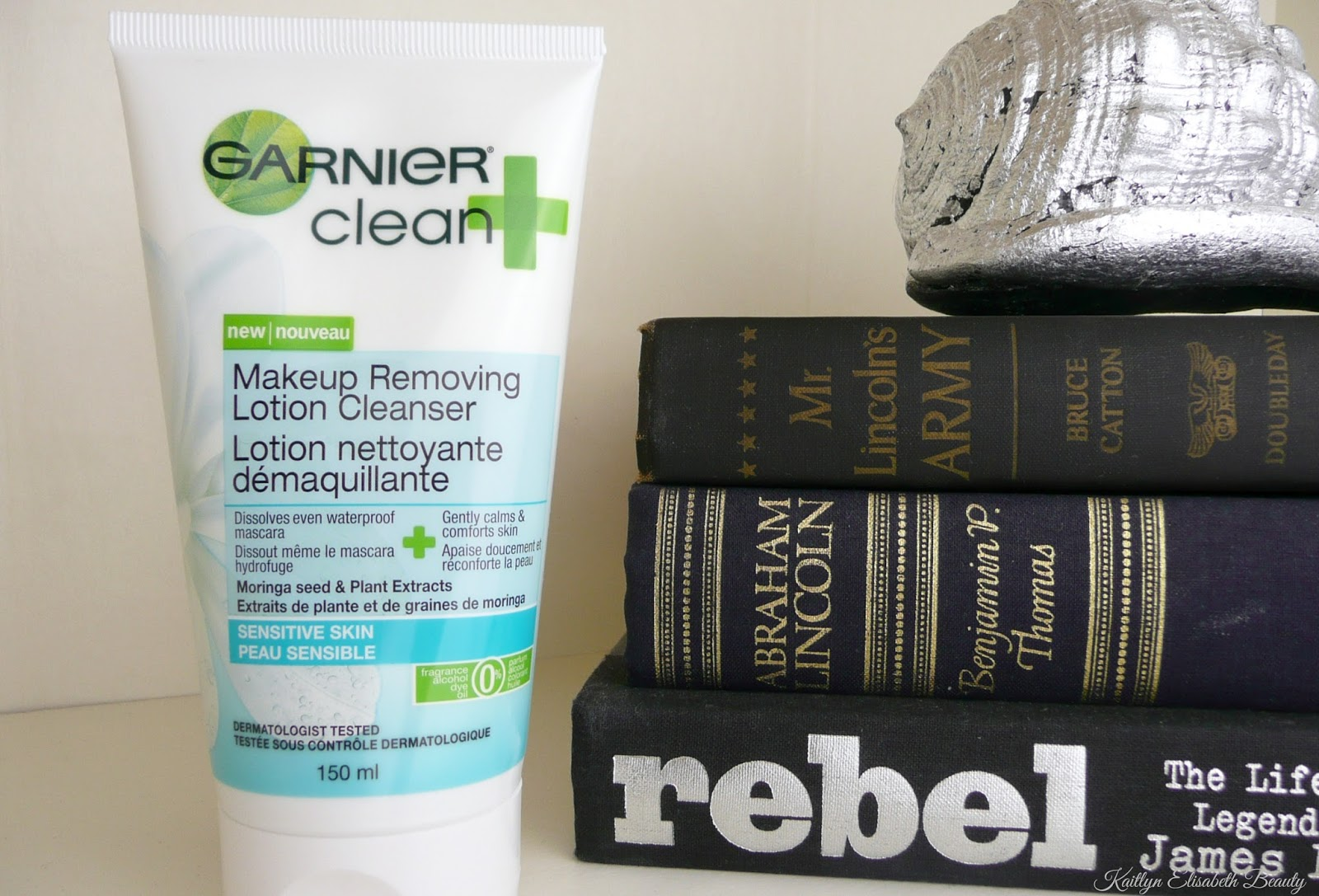 Thoughts: Garnier Clean+ Makeup Removing Lotion Cleanser*