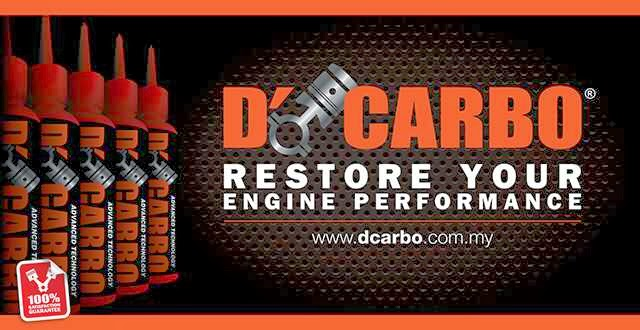 D'CARBO - FRESH YOUR ENGINE