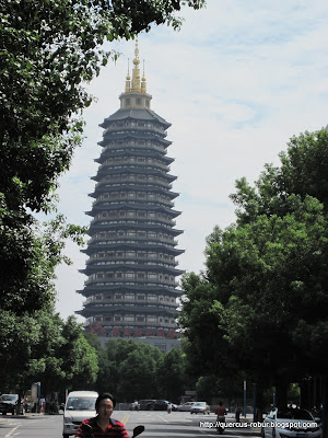 Tianing Temple in Changzhou