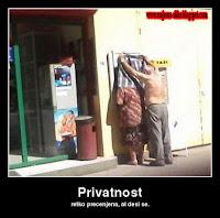 Smjesne slike, privatnost, lude babe