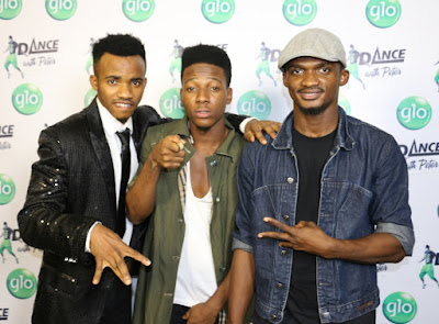 Michael Jackson ''resurrects'' on Glo's Dance with Peter
