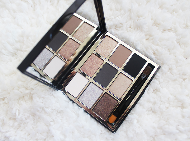 bobbi brown old hollywood palette review