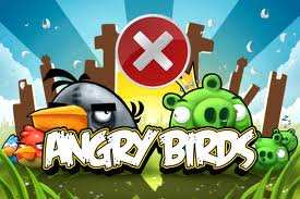 Cara Mengatasi Error OpenGL Angry Birds - all about the world
