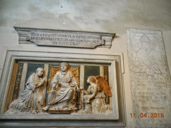 Sf. Petru in lanturi