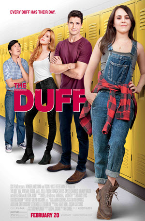 The DUFF: Official Theatrical Release Poster